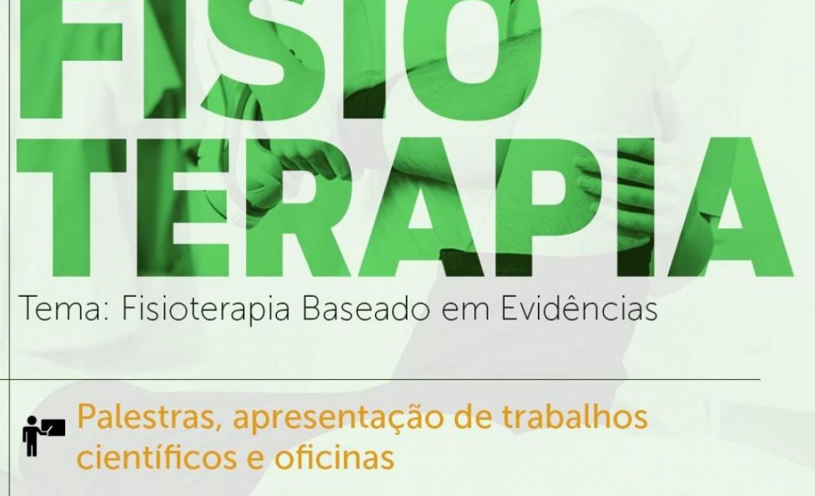 Curso de Fisioterapia divulga programação da IX Semana Acadêmica na Esamaz
