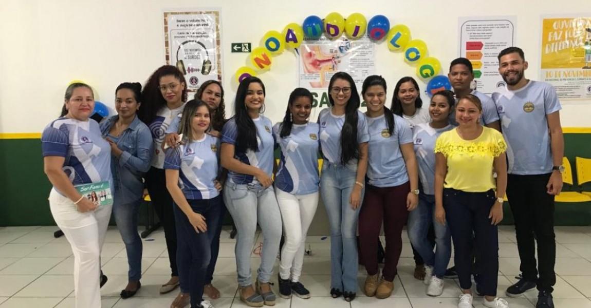 Curso de Fonoaudiologia comemora Dia Nacional de Prevenção e Combate a Surdez