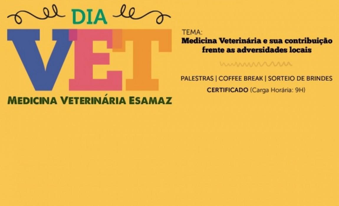 Curso de Medicina Veterinária da Esamaz realizará o DIA VET, em Belém