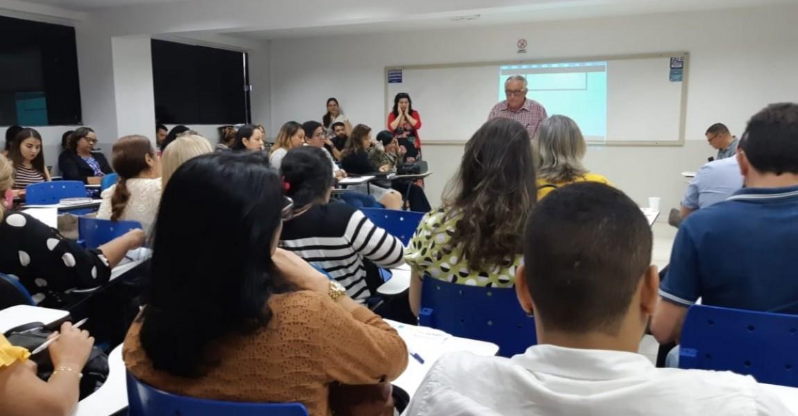 Curso de Psicologia da Esamaz participa de reunião sobre Plano Regional de Educação Permanente e Saúde