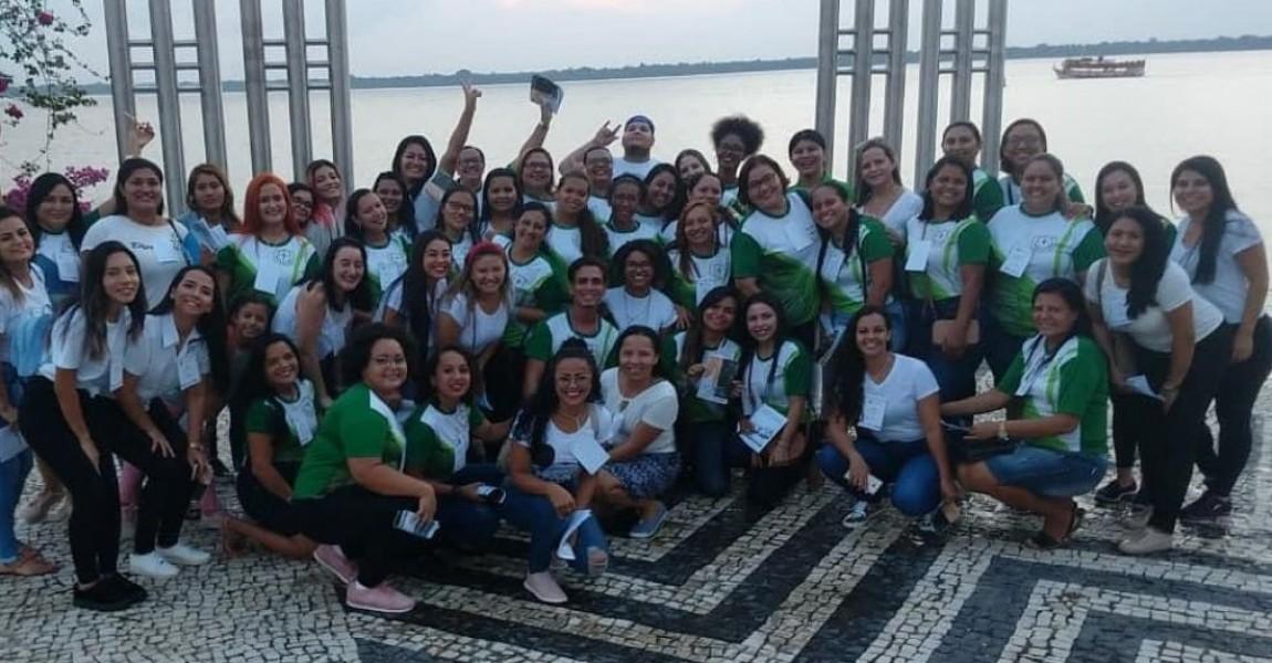 Curso de Serviço Social participa de Ação Social sobre direito das mulheres no Portal da Amazônia, em Belém