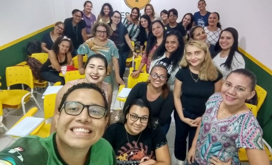 Curso de Serviço Social recebe calouros 2019.2 com atividade de acolhimento