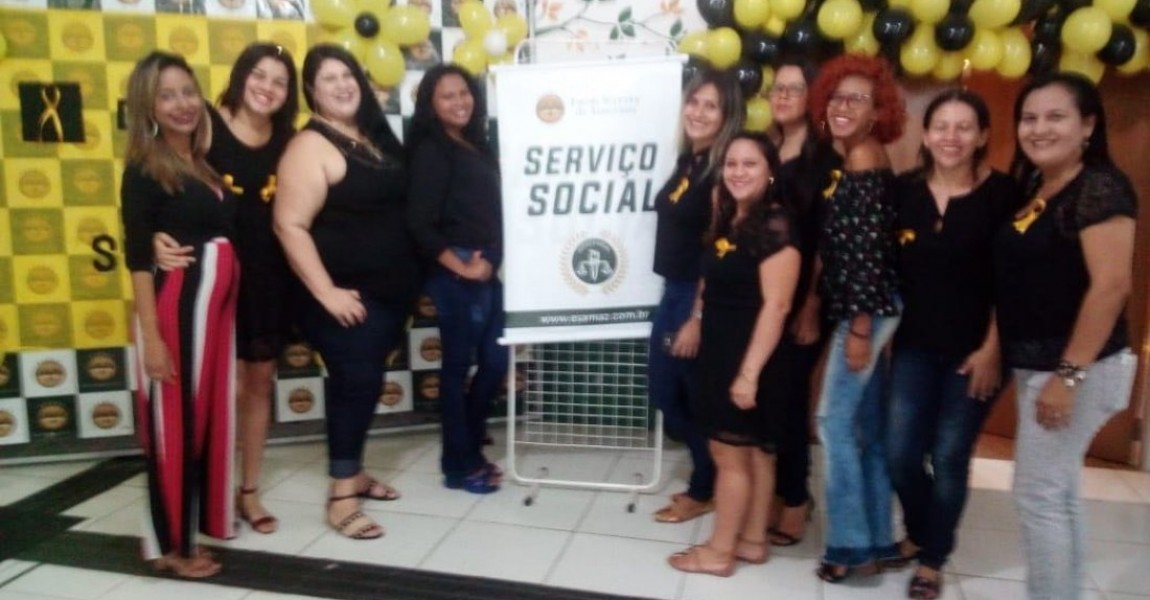 Curso de Serviço Social realiza programação do Setembro Amarelo na Esamaz