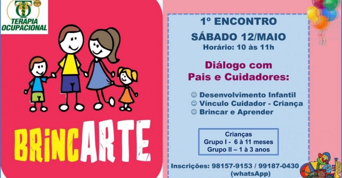 Curso de Terapia Ocupacional da Esamaz promove projeto que resgata as brincadeiras de criança