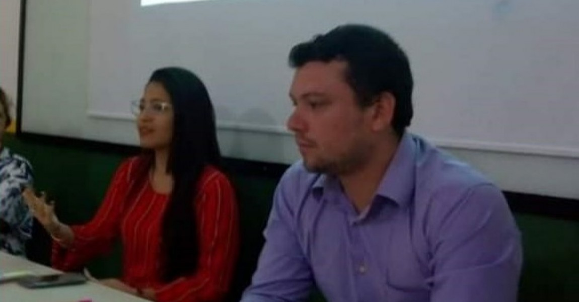 Professora de Terapia Ocupacional participa do Curso de Assistência a Pessoa com Estomia na Esamaz
