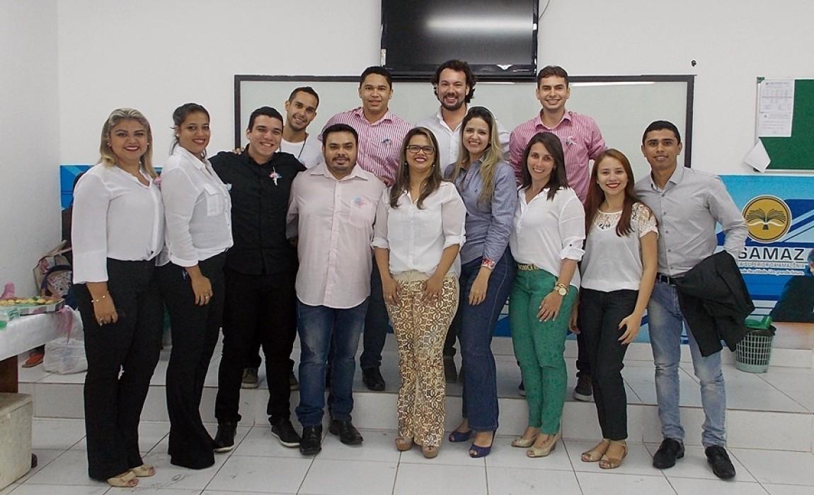 Curso de Fisioterapia realiza V Jornada Acadêmica na Esamaz