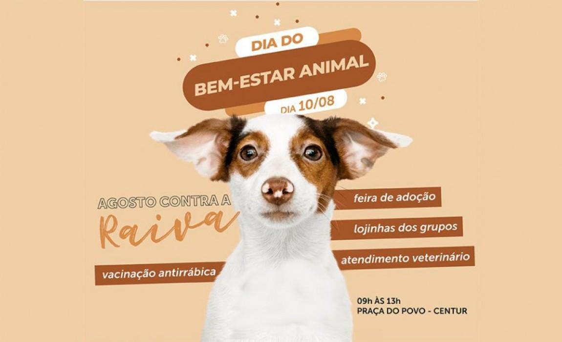 Dia do Bem-Estar Animal acontece no próximo sábado, em Belém