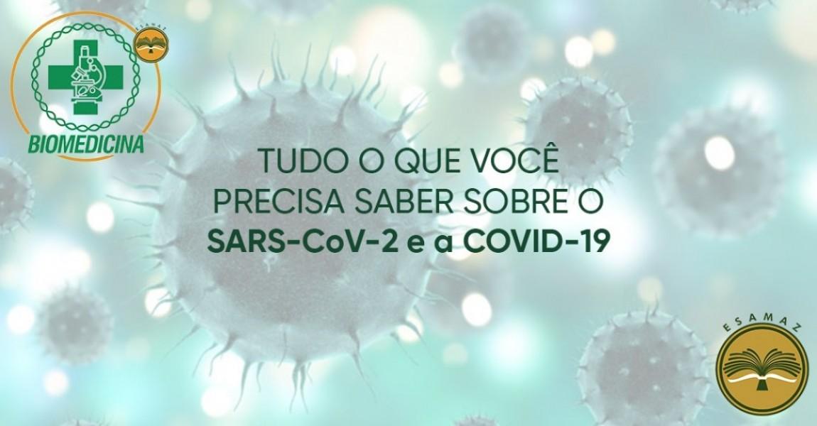 Doença pelo novo Coronavírus é tema de ciclo de palestras na Esamaz
