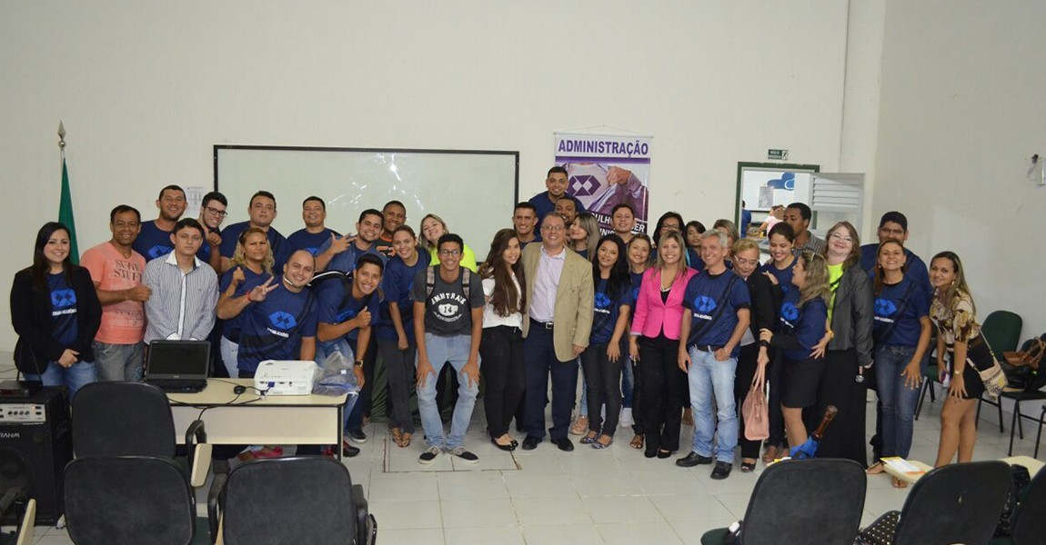Curso de Administração promove a semana acadêmica na unidade Municipalidade