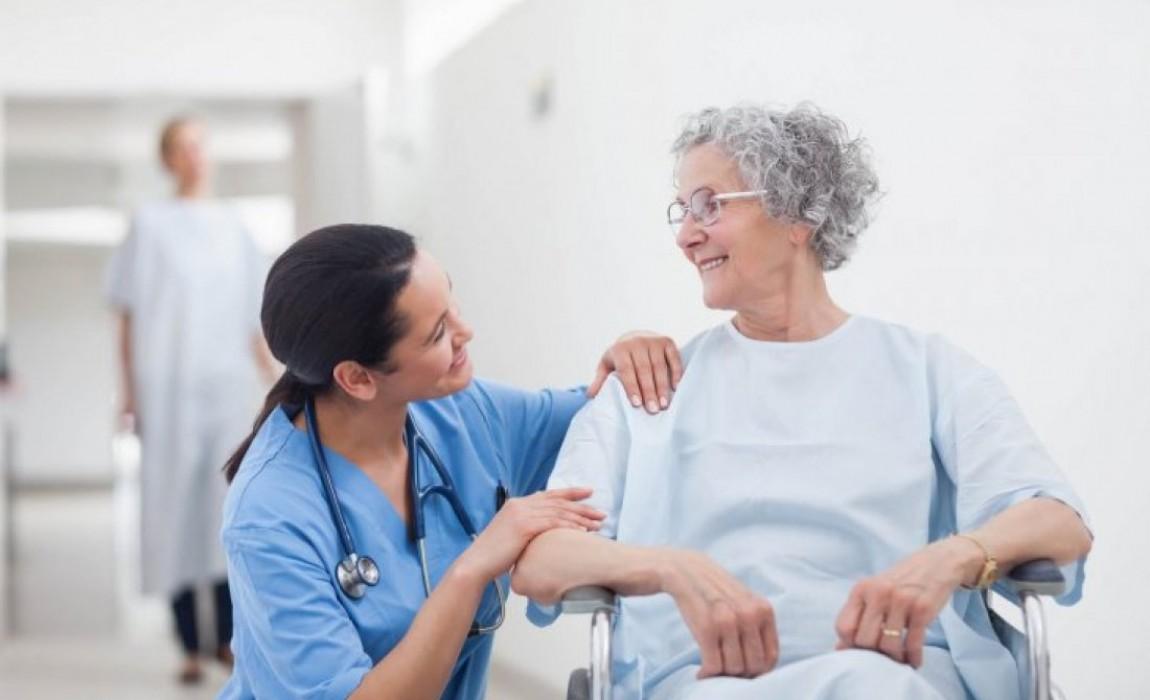 Enfermagem, um ato de amor
