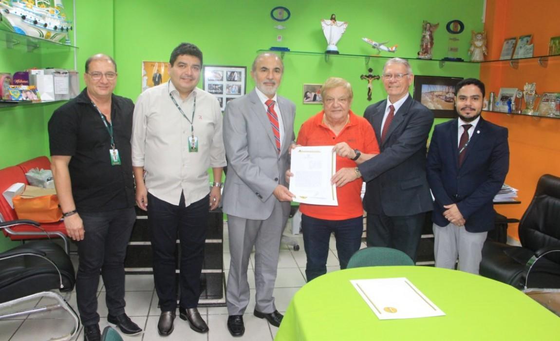 Esamaz assina Convênio de Cooperação Científica e Cultural com a Academia Paraense de Letras Jurídicas