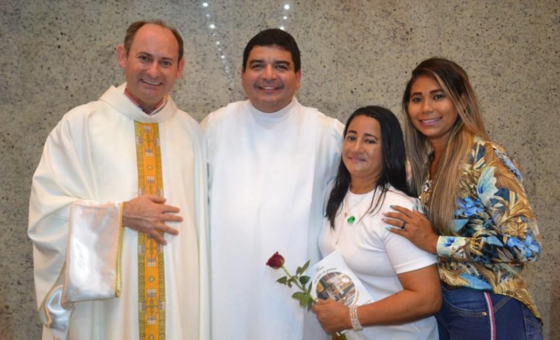Esamaz celebra missa em Ação de Graças pelos formandos 2018/2 em Belém