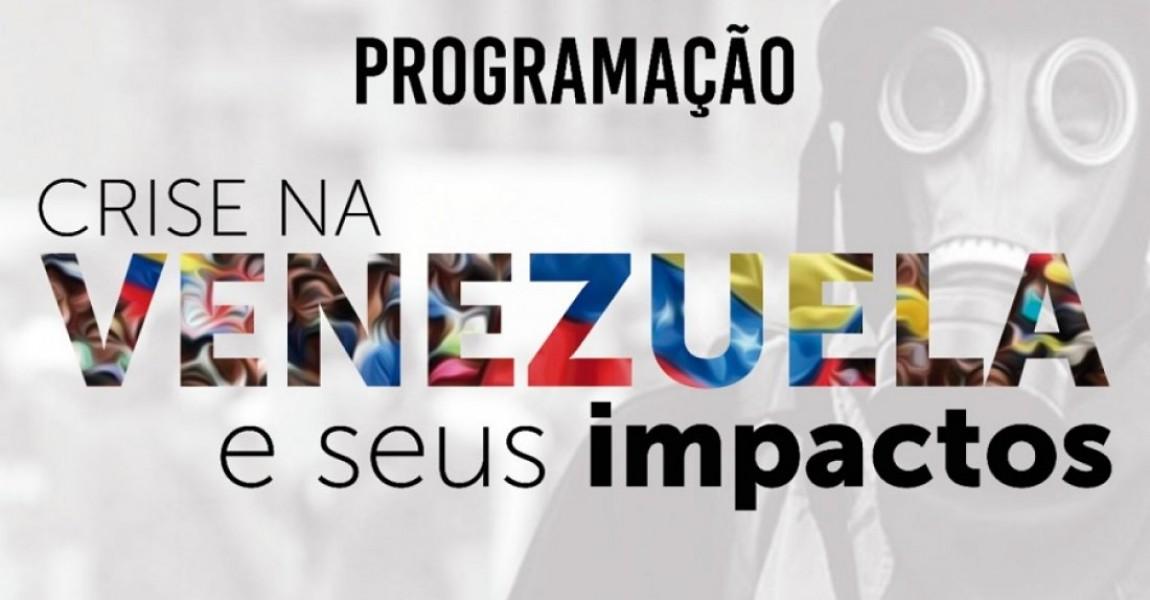 Esamaz divulga programação da Mesa Redonda sobre a Crise na Venezuela que acontece nesta quinta