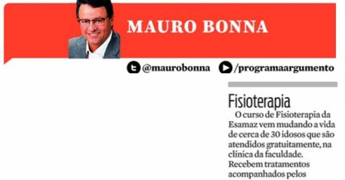 Esamaz é destaque na coluna de Mauro Bonna- Diário do Pará