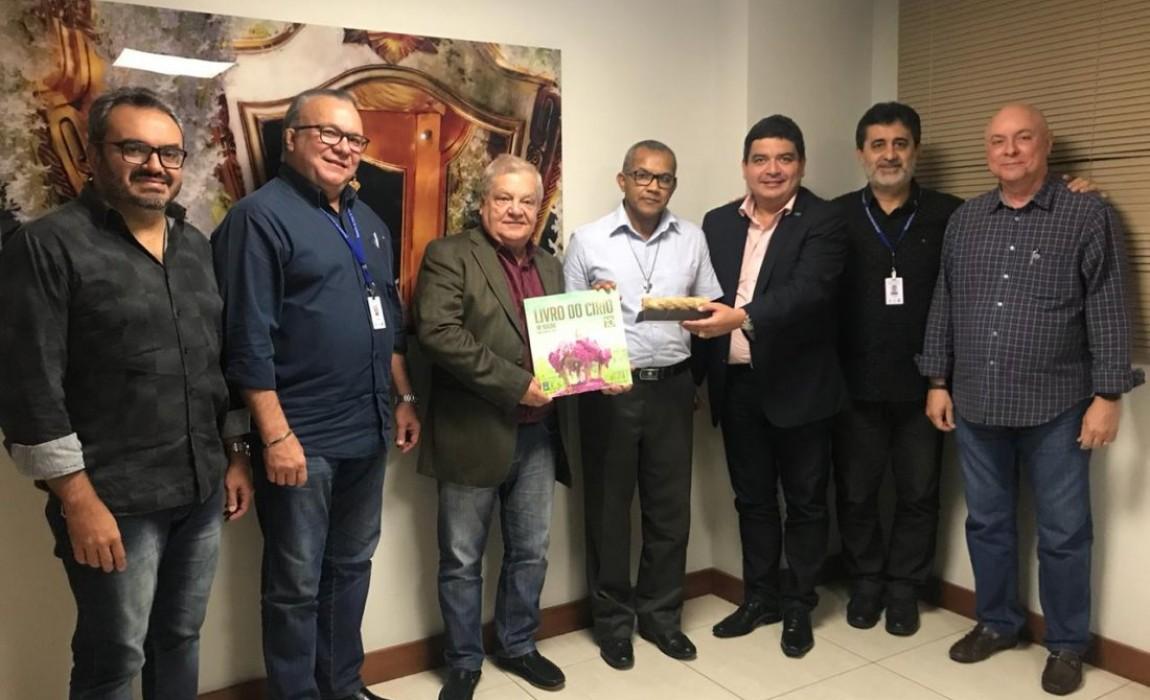 Esamaz e Reinafarma são patrocinadoras oficiais do Círio de Nazaré 2019