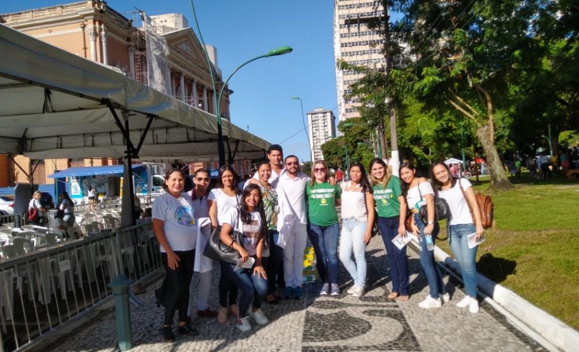 Esamaz participa de programação sobre Uso Racional de Medicamentos, em Belém