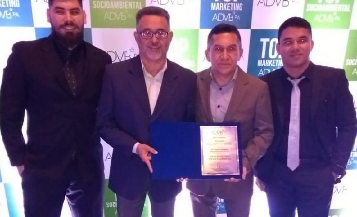 ESAMAZ recebe homenagem da ADVB na cerimônia do Prêmio Top de Marketing e Top Socioambiental