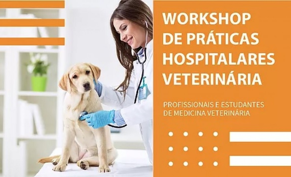 Esamaz vai sediar Workshop de Práticas Hospitalares Veterinárias nos dias 7 e 8 de dezembro