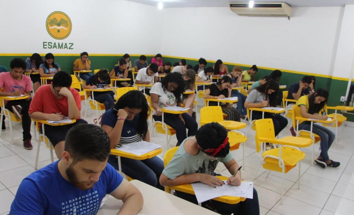 Escola  sem Partido é tema de redação do vestibular da Esamaz