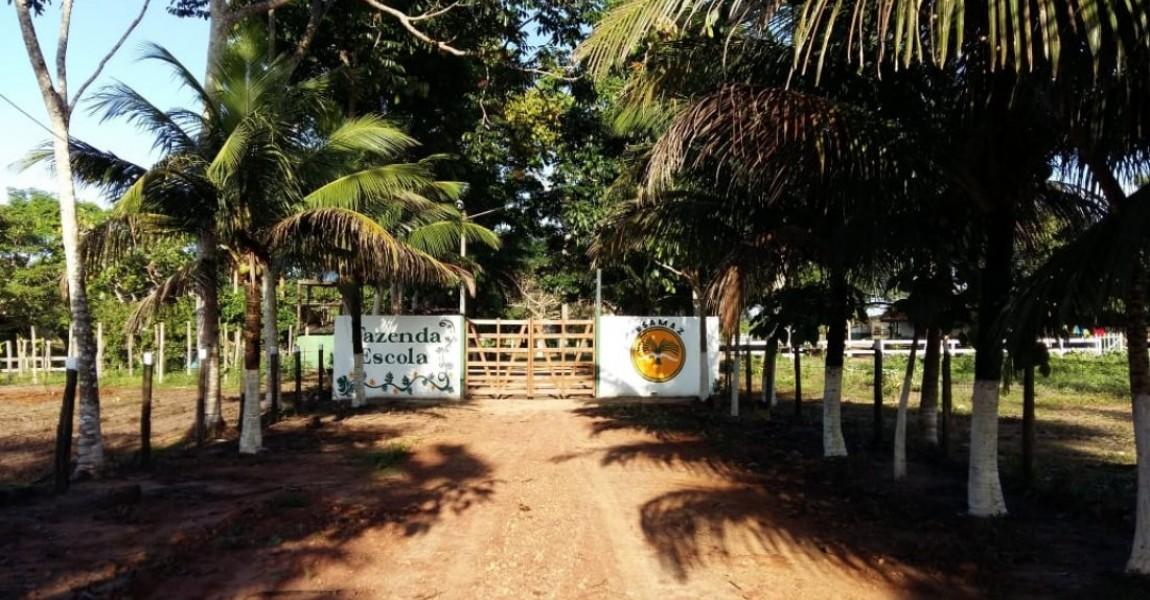 Fazenda Escola é um diferencial do curso de Medicina Veterinária da Esamaz