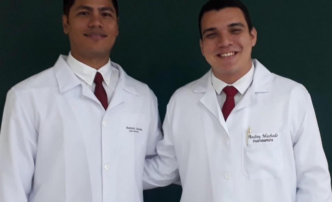 Fisioterapeutas formados pela Esamaz são aprovados em Mestrado na UEPA