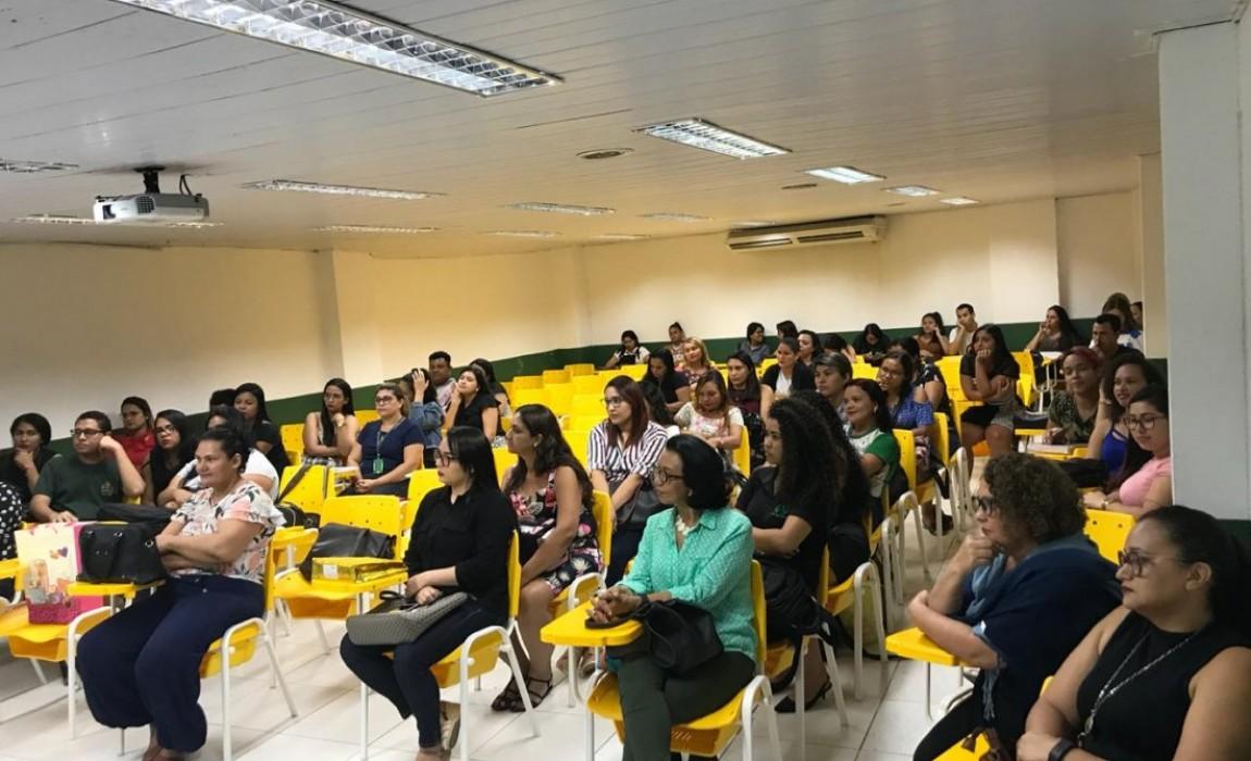 I Mostra de Estágio do Curso de Serviço Social da Esamaz é celebrado com alegria pelos acadêmicos da Faculdade