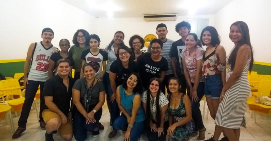 Liga Acadêmica de Saúde Mental Interdisciplinar discute nova diretriz de saúde mental na Esamaz