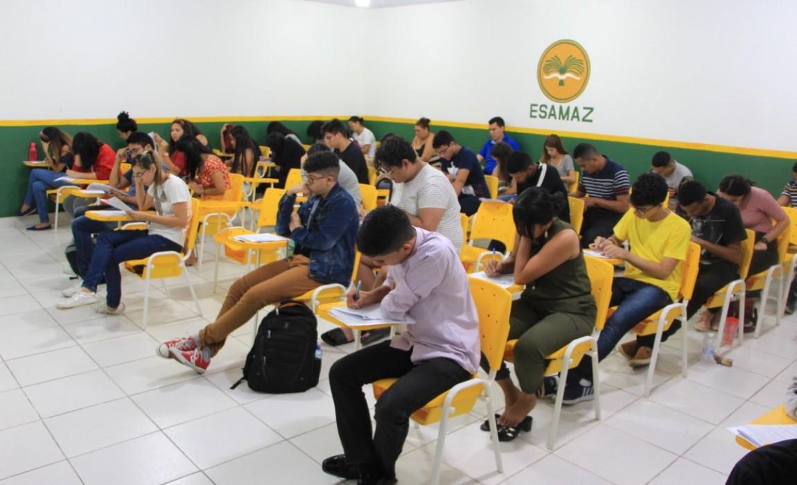 Listão com nome dos aprovados no Vestibular 2020/1 em Belém e Abaetetuba ja está disponível no site da Esamaz