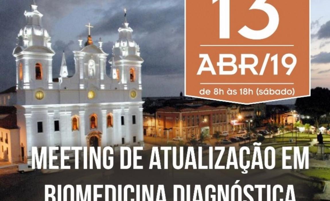 Meeting de Atualização em Biomedicina Diagnóstica terá patrocínio da Esamaz