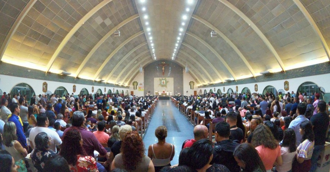 Missa em Ação de Graças abençoa os formandos 2019-2 da Esamaz