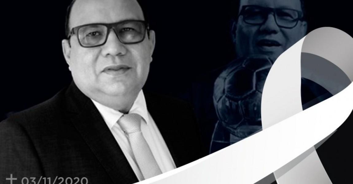 Nota de Pesar: Dr. Antonio Maciel