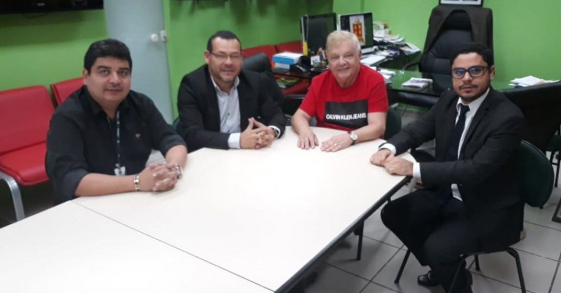 Presidente da Câmara Municipal de Belém será aluno de Direito da Esamaz