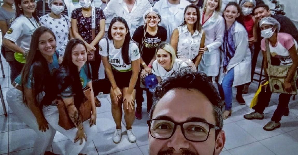 Explore Esamaz de Medicina Veterinária promove dia intenso de atividades para novos alunos e interessados no curso