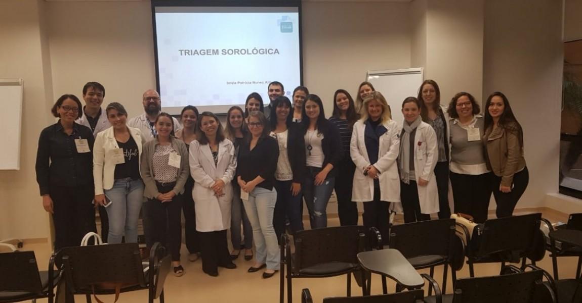 Professora do Curso de Biomedicina da Esamaz conclui curso no Hospital Albert Einstein em São Paulo