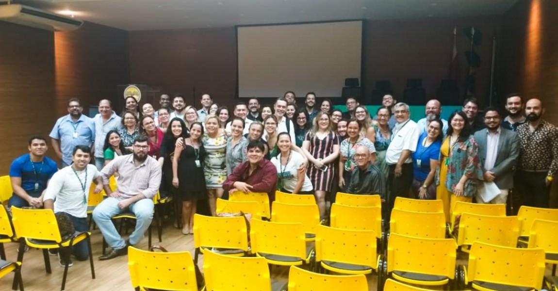 Professores da Esamaz participam de cursos de capacitação e planejamento em Belém