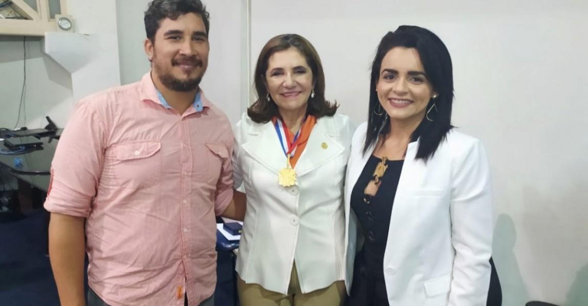 Professores do curso de Medicina Veterinária da Esamaz participam das comemorações pelos 50 anos do CRMV-PA