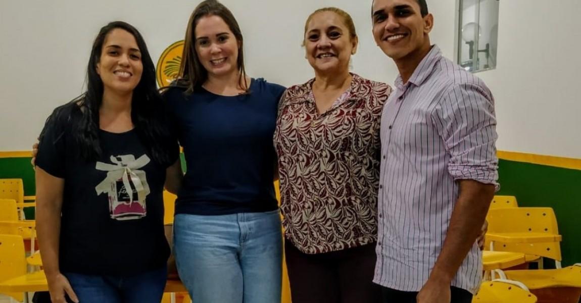 Professores e preceptores do curso de Fonoaudiologia participam de capacitação na Esamaz