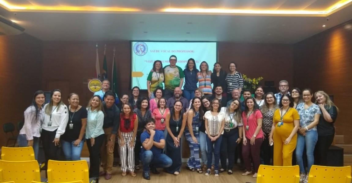 Professores e Coordenadores de curso participam da Semana de Integração promovida pela Esamaz, em Belém