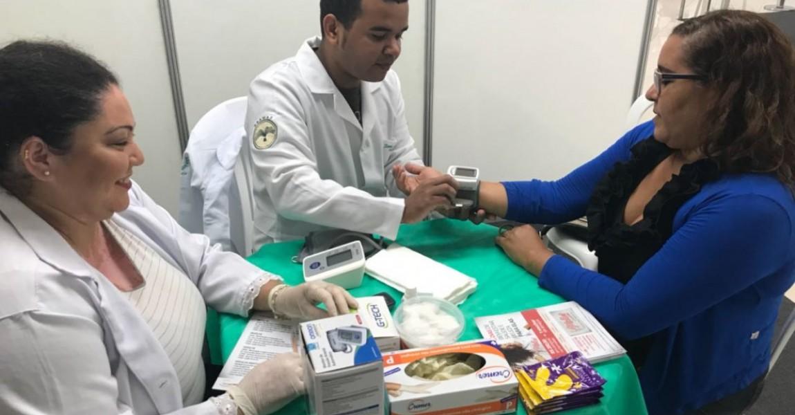 Projeto de Extensão Farmácia Esamaz em Ação atende mais de 3 mil pessoas em Belém
