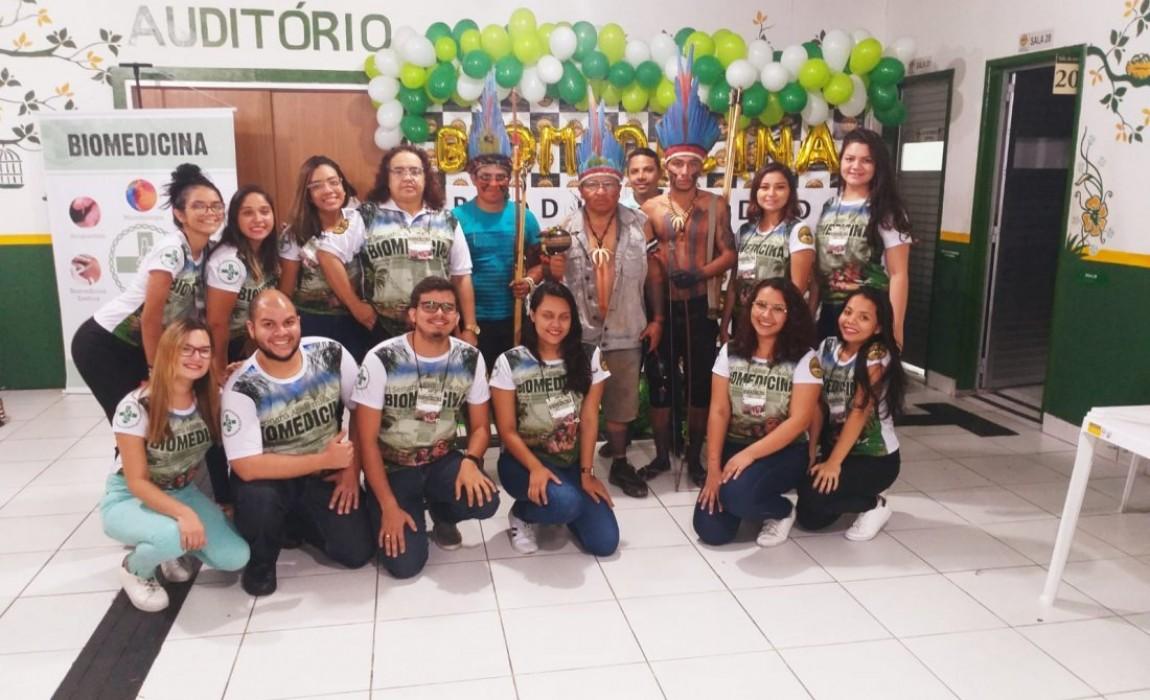 Saúde na Amazônia é tema da IV Semana Acadêmica de Biomedicina da Esamaz