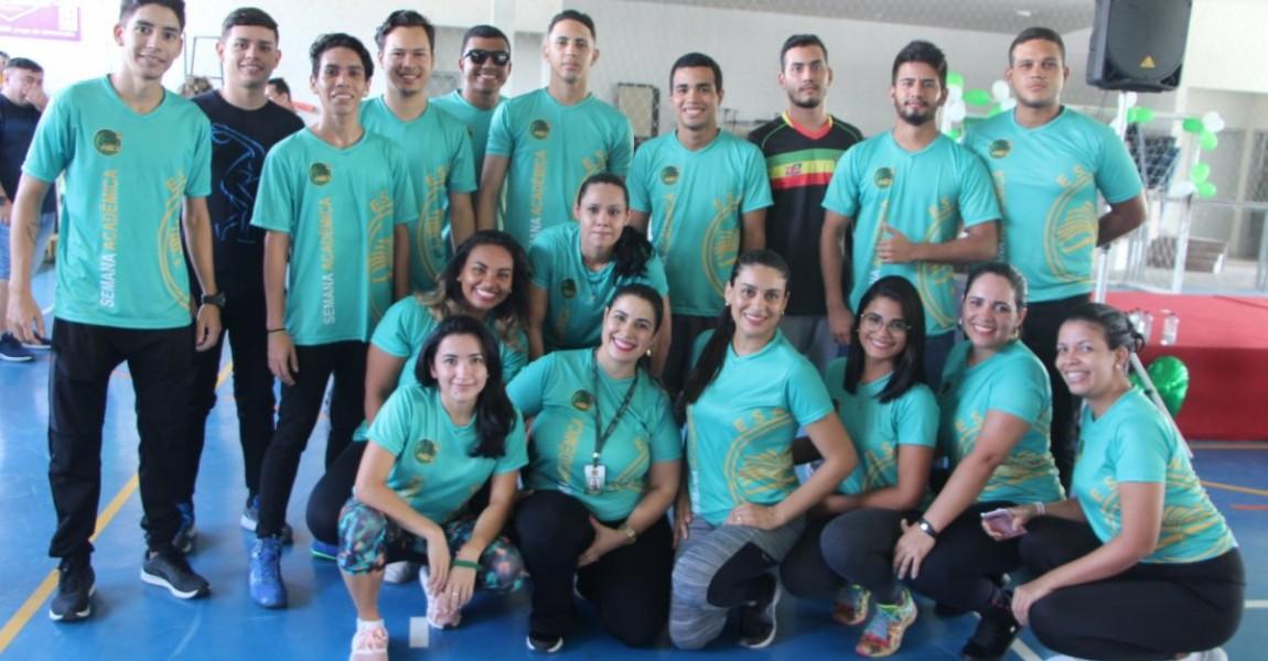 Semana Acadêmica de Educação Física encerra com treino funcional, dança e circuito aeróbico