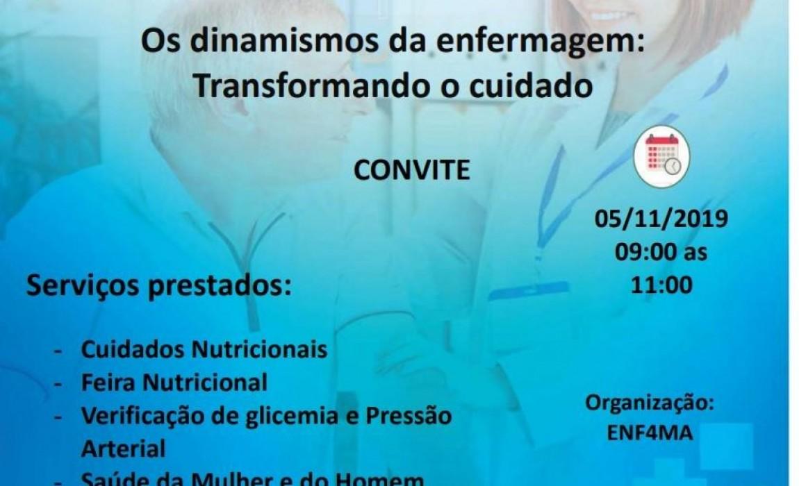 Semana Acadêmica do Curso de Enfermagem da Esamaz acontece na próxima terça(5) em Belém