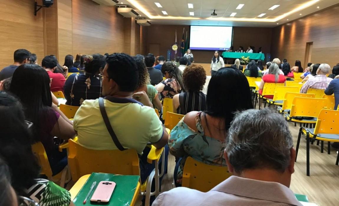 Seminário discute a importância da Vigilância Sanitária na Esamaz
