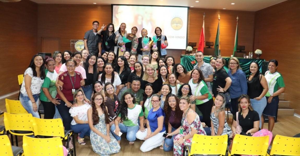 Mulheres que Inspiram, promovido pelo curso de Serviço Social, começou ontem dia 10, na Esamaz