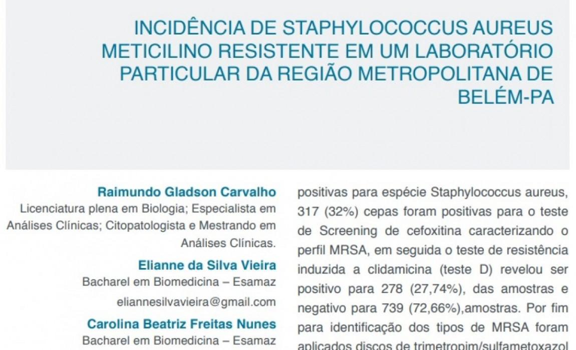TCC de alunas de Biomedicina da Esamaz é publicado em ebook da Editora Atena