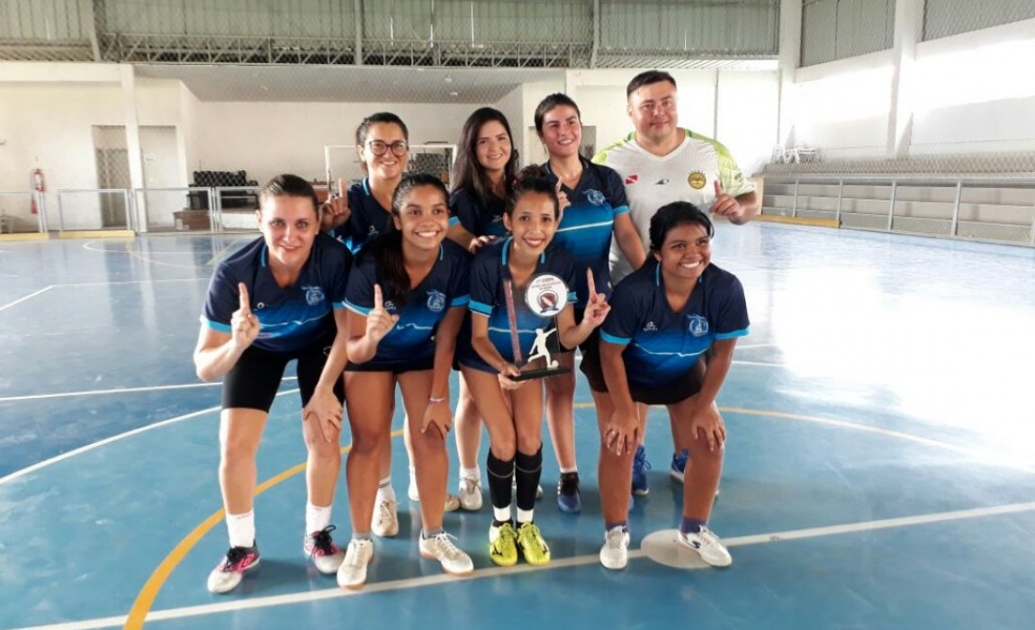 Times de futsal do curso de Odontologia da Esamaz brilham no 1° Torneio de Futsal das Atléticas de Saúde