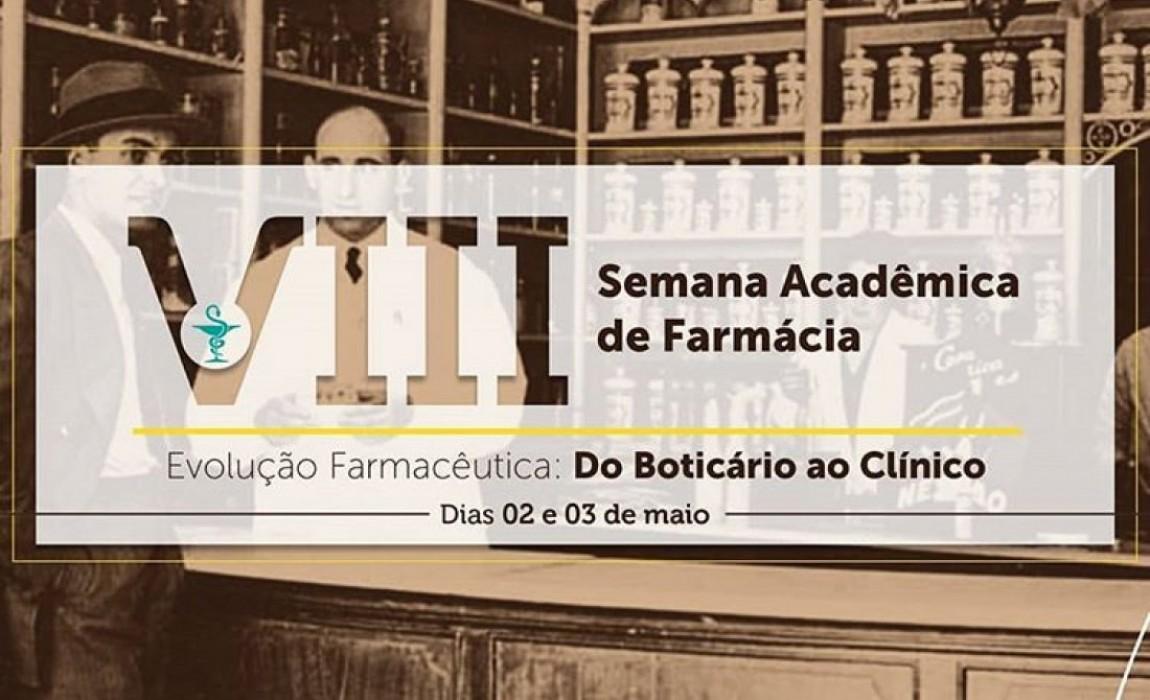 VIII Semana Acadêmica de Farmácia da Esamaz abre nesta quinta(2), em Belém