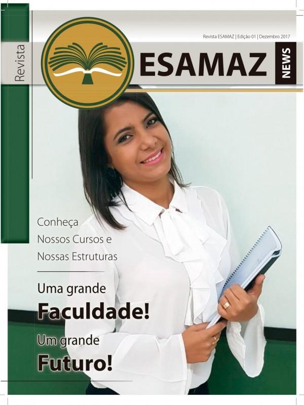Revista Esamaz  - Edição 1