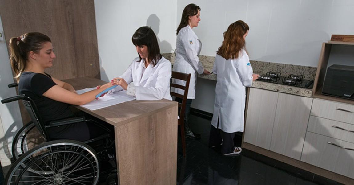 Conheça o Curso de Terapia Ocupacional Esamaz