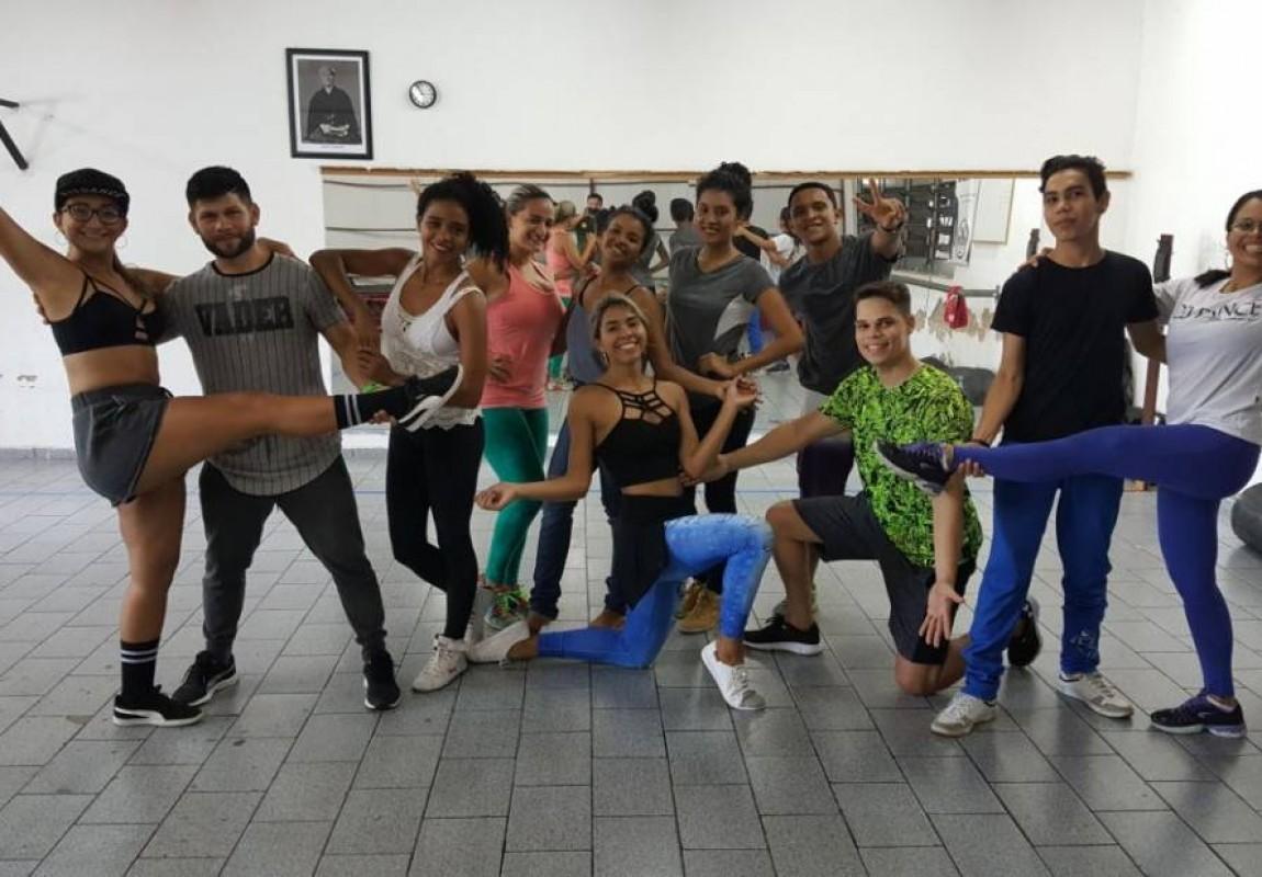 Seletiva escolhe 20 acadêmicos que vão integrar o Grupo de Dança da Esamaz
